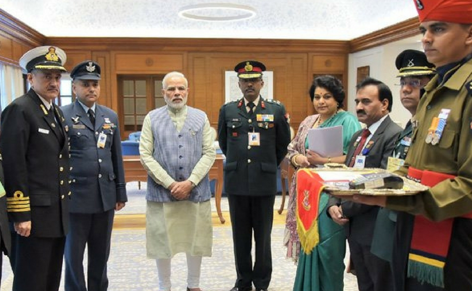 Armed Forces Flag Day: Narendra Modi, Ram Nath Kovind honour soldiers, airmen and sailors of India