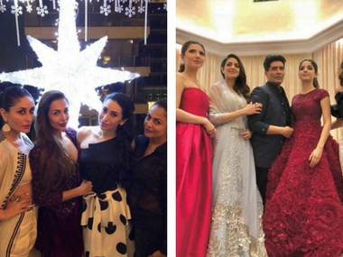 Malaika Arora Khan's Christmas bash; Mahira Khan at Masala Awards: Social Media Stalkers' Guide