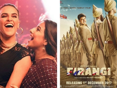 Tumhari Sulu, Firangi box office collections: Vidya Balan's film witnesses consistent growth