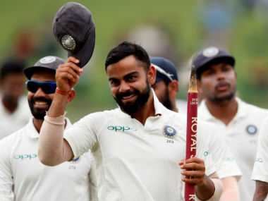 Virat Kohli will aim to become the first Indian captain to win a Test series in South Africa. Reuters