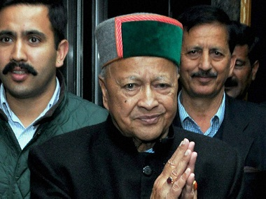 Himachal Pradesh Election 2017 results Virbhadra Singh resigns as chief minister after BJP wrests power in state