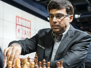 London Chess Classic 2017 Viswanathan Anand starts off with a draw after Hikaru Nakamuras overambitious play