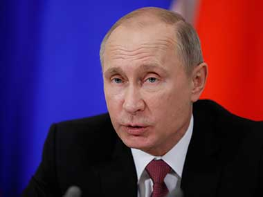 Vladimir Putin wins Russias presidential election With term limits in place what will strongman do in 2024