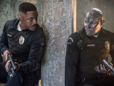 Bright trailer: Will Smith starrer seems like a cross between Lord of the Rings, End of Watch