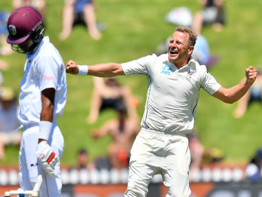 New Zealand vs West Indies: Relentless Neil Wagner proves once again that he's no ordinary bowler