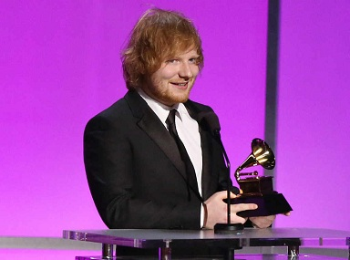 Grammy Awards 2018: Ed Sheeran reacts to snub, says 'it's not my year'