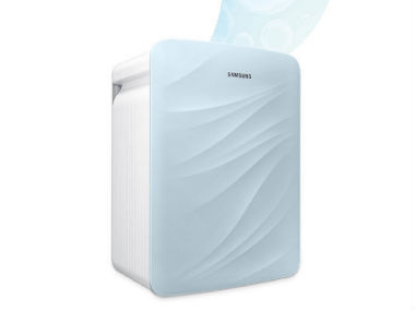 Samsung enters the air purifier segment; launches two models with price tags starting from Rs 15,490