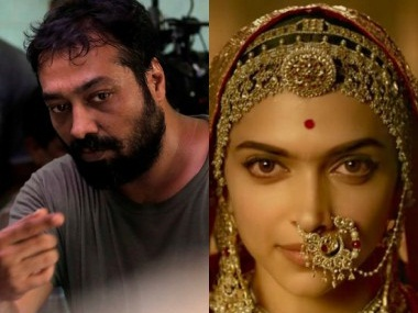 Anurag Kashyap on the Padmavati controversy, and resisting pressure of censorship