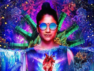 Aruvi movie review: Aditi Balan is pitch-perfect in this gutsy film that's Kollywood's best in 2017