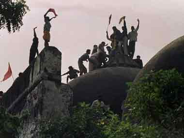 Babri Masjid demolition: Rajiv Gandhi, Congress are also partially responsible for the Ram Janmabhoomi dispute