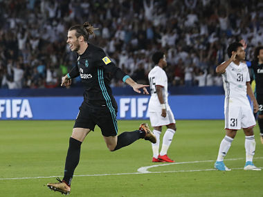 FIFA Club World Cup: Gareth Bale scores with first touch as Real Madrid beat Al Jazira, enter final