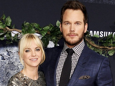 Chris Pratt, Anna Faris officially file for divorce, ending eight-year marriage