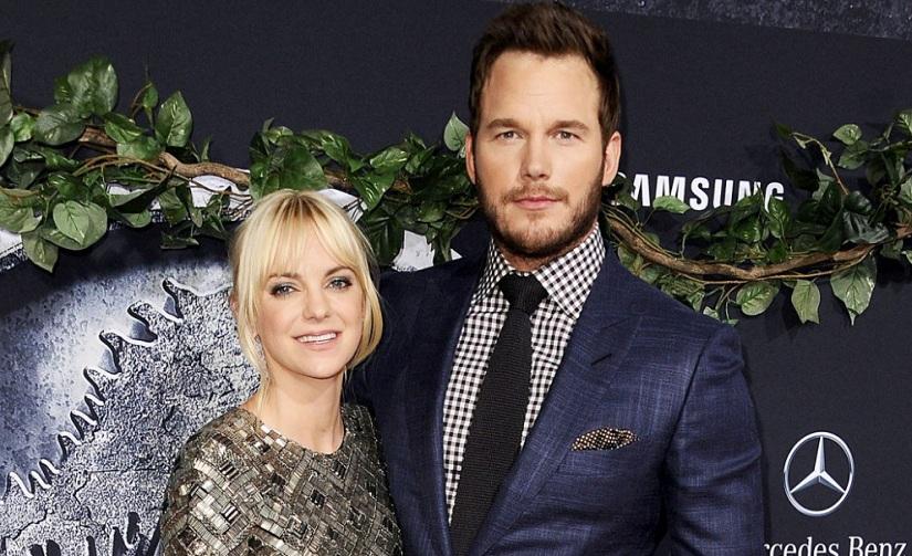 Chris Pratt Files for Divorce From Anna Faris (UPDATE DOCS)