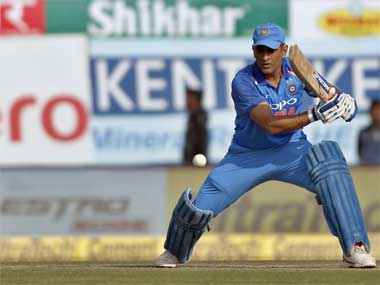 India vs Sri Lanka: MS Dhoni's feisty innings in Dharamsala should silence his critics once and for all