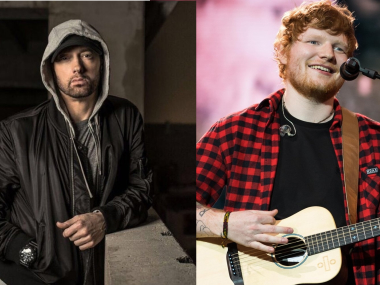 Eminem's new album Revival will feature mega collaborations with Ed Sheeran, Beyonce