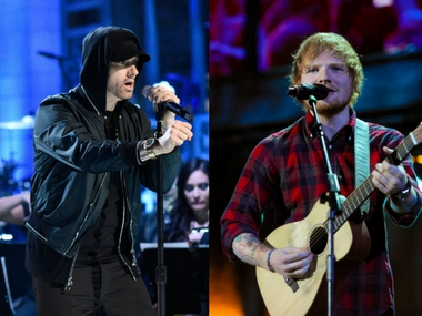 Eminem drops second track from new album Revival: Listen to 'River', featuring Ed Sheeran