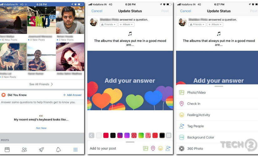 Facebook Launches New Feature 'Did You Know'