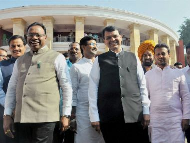 Maharashtra Speaker row Opposition withdraws noconfidence notice against Haribhau Bagde