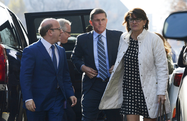 Michael Flynn pleads guilty to lying to FBI; says Trump team asked him to contact Russians