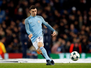 Coronavirus Outbreak Manchester City midfielder Phil Foden violates social distancing guidelines in trip to local beach