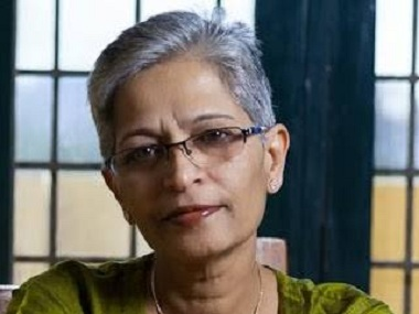 Gauri Lankesh murder case Bengaluru court sends accused arrested last week near Jharkhands Dhanbad to 15day police custody