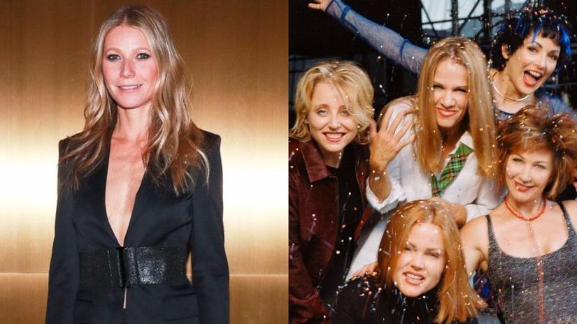 Gwyneth Paltrow brings The Go-Gos to Broadway in the musical Head Over Heels