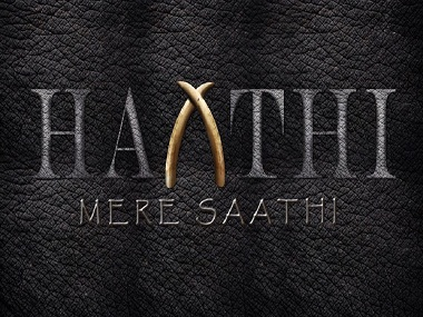 Rana Daggubati unveils logo of Haathi Mere Saathi remake; first look out on 1 January 2018