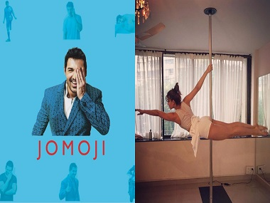 John Abraham creates new emojis; Jacqueline Fernandez nails pole dancing: Social Media Stalkers' Guide