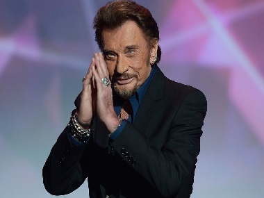 French rock legend Johnny Hallyday passes away aged 74 after battle with lung cancer