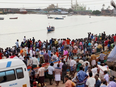 Death toll due to Cyclone Ockhi in Kerala climbs to 36, rescue operations continue