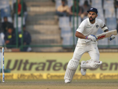 India vs Sri Lanka: Virat Kohli did not need an anti-pollution mask to bat for two days, says bowling coach Bharat Arun
