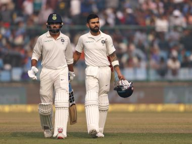 India vs Sri Lanka: Virat Kohli-Murali Vijay partnership showed how runs at top of order could spur a team