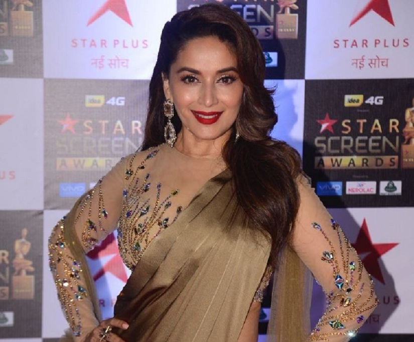 Madhuri Dixit Nene to make Netflix debut produced by Karan Johars Dharmatic Entertainment