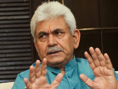 Manoj Sinha rules out action against driver of train that killed 59 says railways not at fault in Amritsar tragedy