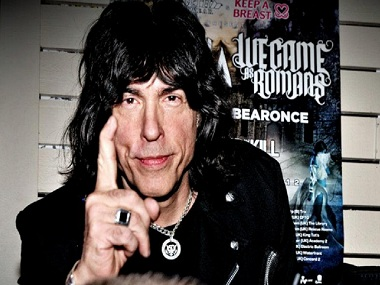 Marky Ramone on his NH7 Weekender gig, and why he doesn't like being called a 'rock star'