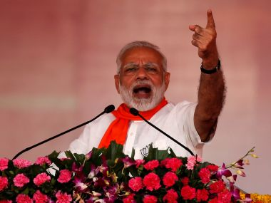 'Good news pouring in from all sides', Narendra Modi on Uttar Pradesh civic polls result and GDP growth rate