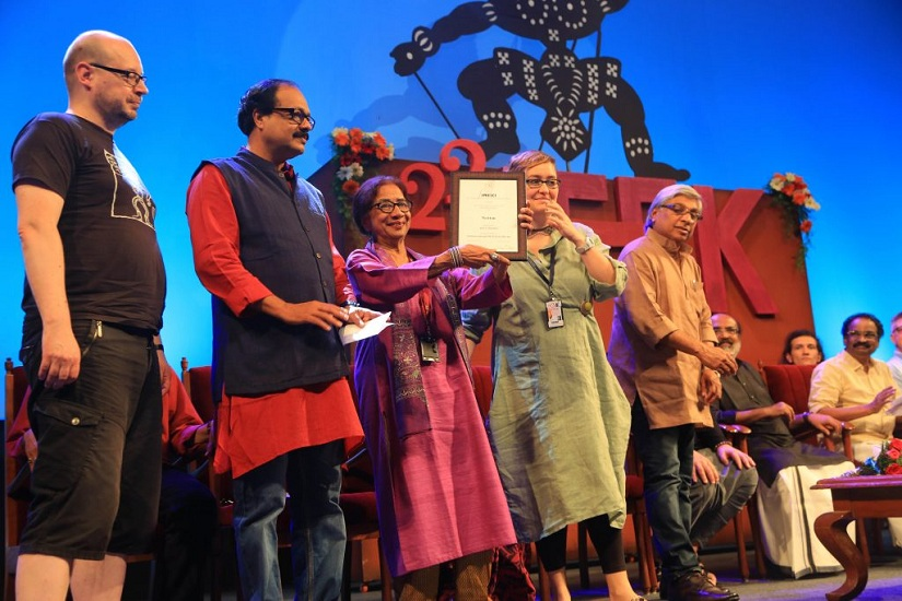 IFFK 2017 Newton bags NETPAC and FIPRESCI awards Golden Crow Pheasant goes to Wajib