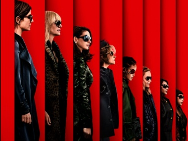 Ocean's 8 first look: Sandra Bullock, Anne Hathaway, Mindy Kaling are ready for the heist of the century