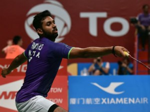 All England Open 2018 HS Prannoys campaign ends in agony as he narrowly loses to Huang Yuxiang in quarters