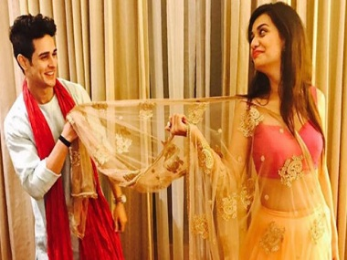 Bigg Boss 11: Divya Aggarwal speaks about clearing the air with Priyank Sharma, entering the house