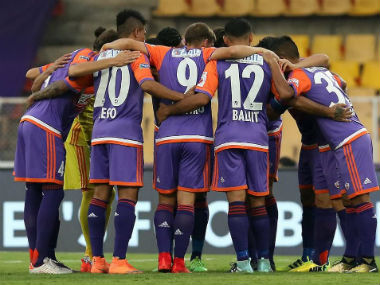 ISL 201718 FC Pune City look to hold on to third place with win against ATK