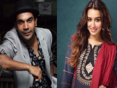 Rajkummar Rao says upcoming horror-comedy with Shraddha Kapoor is 'one-of-a-kind'