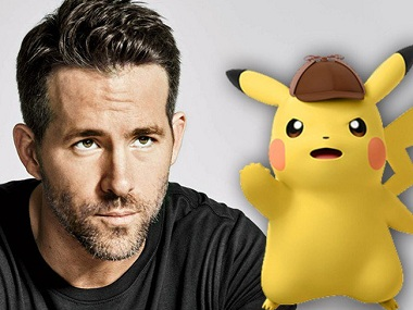 Ryan Reynolds all set to star in live-action Pokémon movie Detective Pikachu