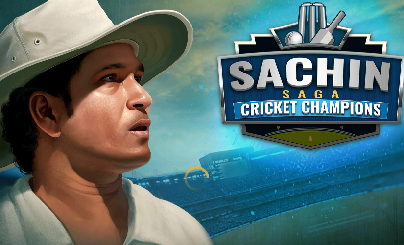 Sachin Saga Cricket Champions is a celebration of Tendulkar's career, not just another mobile game
