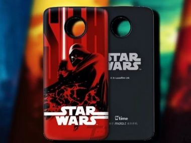 Motorola to launch Star Wars-related custom mods for its devices in China