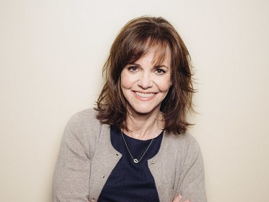 Oscar-winning actress Sally Field to look back on her career in memoir titled 'In Pieces'