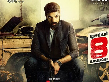 Sathya movie review: Sibi Sathyaraj holds this gripping, well-made thriller together