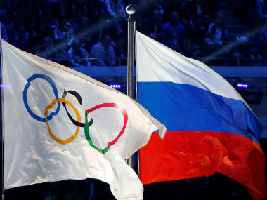 Three more Russian athletes banned for life by IOC for doping at 2014 Sochi Winter Olympics