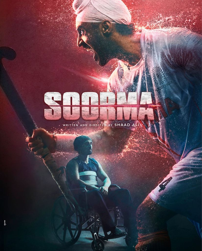 Soorma Diljit Dosanjh starrer reportedly pushed a week ahead to 6 July to avoid clash with Dutt biopic