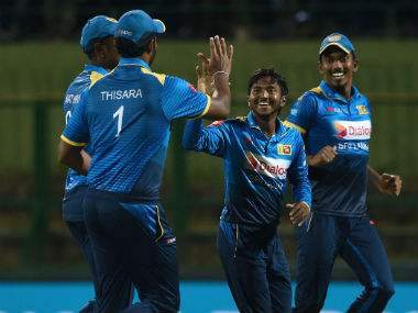 India vs Sri Lanka: Missing Dinesh Chandimal, Lasith Malinga, visitors face challenge to stay competitive in Dharamsala ODI